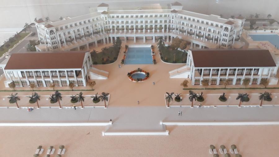 Tasación de edificios, hoteles